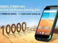 Тест потребления заряда аккумулятора OUKITEL K10000 MAX: 3 часа интенсивного использования потребляет всего 5%