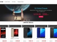 Акционные цены на смартфоны UMIDIGI в GearBest