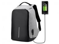 Аксессуар дня: Рюкзак с противоударными стенками и USB портом для подзарядки за $19.00