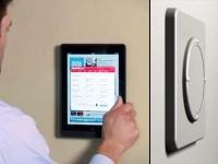 Умные зарядные станции для стола и стены для iPad от компании iPort