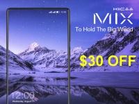 Идеальное предложение: скидка $30 на LEAGOO KIICAA MIX!