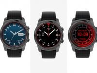 Смарт часы AllCall W1  с полноценным 3G будут комплектоваться AMOLED дисплеем