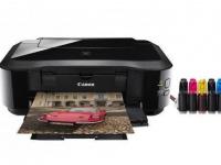 SMARTlife: Выбираем принтер - лазерный или струйный с СНПЧ?