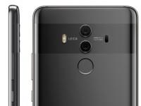 Расширенные характеристики Huawei Mate 10 Pro и новый рендер в черном
