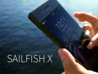 Sailfish X доступна для смартфонов Sony Xperia X