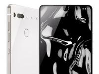 Белый Essential Phone поступил в продажу
