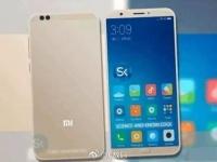 Смартфон Xiaomi Mi 6C показался на фотографии