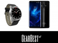 Акция дня: смартфон Blackview S8 - $149.99 и смарт-часы AllCall W1- $89.99