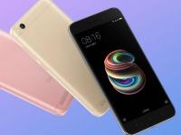 Бюджетник за $90 Xiaomi Redmi 5A уже стал хитом продаж