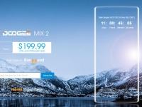 DOOGEE MIX 2 будет продаваться с $229.99