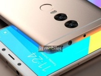 Показан еще один рендер Xiaomi Redmi 5 Plus