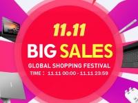 CHUWI 11.11 - устройства компании на фестивале скидок по лучшим ценам