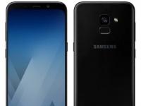 Существование смартфона Samsung Galaxy A5 (2018) официально подтверждено