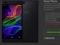 Игровой смартфон Razer вышел в продажу раньше времени