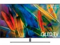 Реалистичность в одной плоскости телевизора Samsung QLED-серии