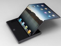 Apple запатентовала еще одно устройство со сгибающимся дисплеем