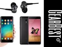 Товар дня: 8 смартфонов с большой скидкой + наушники Xiaomi Piston In Ear за $2.55