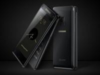 Продвинутая Android-раскладушка Samsung W2018 представлена официально