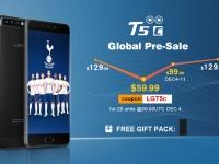Предпродажа LEAGOO T5c: скидка до 50% в первый день продаж!