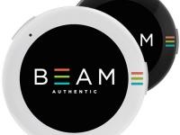 «Умный» значок BEAM с круглым дисплеем AMOLED стоит $99