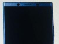 Потенциальный смартфон Sony Xperia XZ2 показался на рендере
