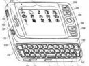 BlackBerry с выдвижной QWERTY-клавиатурой