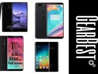 Товар дня: OnePlus 5T, UMIDIGI S2, XIAOMI Mi A1 и Redmi 4X , Leagoo T5 и  KIICAA POWER