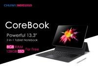 В Chuwi CoreBook добавят SSD накопитель
