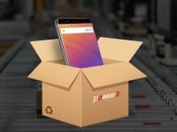 Смартфон-долгожитель Ulefone Power 3 поступил в продажу