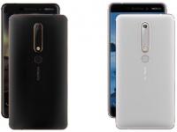 Представлен смартфон Nokia 6 (2018) с функцией Dual-Sight