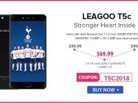 Январская распродажа LEAGOO – карнавал скидок до 50%