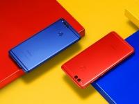 Huawei представила ярко-красный смартфон Honor 7X