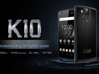 Тест батареи на 11000 мАч в смартфоне OUKITEL K10