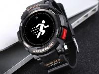 No.1 показала спортивные умные часы F6 с защитой IP68 и 50 днями автономной работы