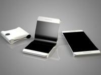 Компании Samsung приписывают намерение начать выпуск смартфонов со складным экраном в ноябре