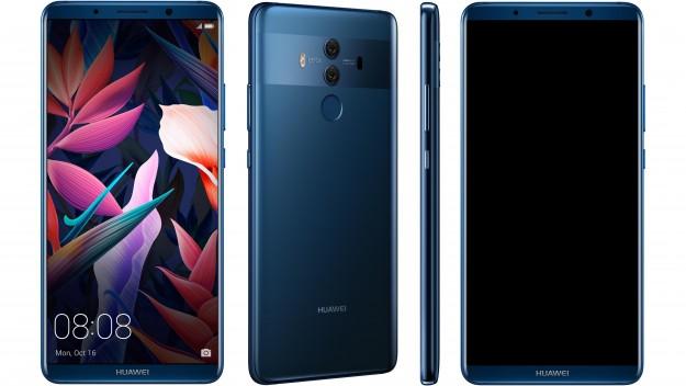 6de7ba59d1721 На выставке CES 2018 подразделение Huawei Consumer Business Group (CBG)  заявило о том, что его флагманский смартфон, Huawei Mate10 Pro, совсем  скоро будет ...