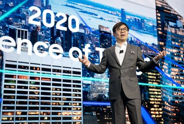 edfb592bcf9c2 Компания Samsung Electronics поделилась своим видением и дальнейшими  планами относительно концепции Интернет вещей на выставке потребительской  электроники ...