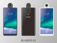 Bluboo S2: полноэкранник с откидной камерой и сканером в стекле