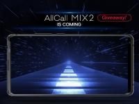 Смартфон AllCall Mix2 превзойдет ваши ожидания ведь у него будет даже NFC