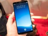 Уникальный смартфон Vivo X20 Plus UD выйдет в январе