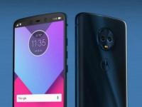 Безрамочный смартфон Moto X5 похож на iPhone X