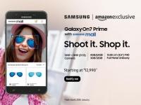 Смартфон Samsung Galaxy On7 Prime представлен официально