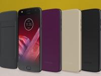 Moto Folio — самый доступный модуль для смартфонов Moto Z