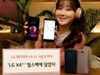 Прочный смартфон LG X4+ представлен официально