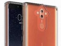 Новый рендер Nokia 9: экран без рамок и двойная вспышка