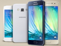 Samsung Galaxy А8: флагман с безрамочным дизайном