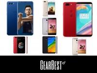 9 смартфонов по ТОП-ЦЕНЕ: Nubia Z17 Mini, Honor V10, OnePlus 5T, Xiaomi Mi A1, Redmi Note 4, Redmi 5 Plus