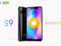 LEAGOO S9 станет первым смартфоном на Android O с фигурным дисплеем в стиле iPhone X