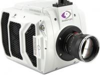 Камера Phantom v2640 с креплением Nikon F снимает со скоростью до 25030 к/с