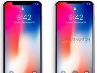 Apple уменьшит монобровь в смартфоне iPhone 2018